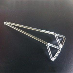 SolelyBio SBM0037,三角棒,涂布棒,玻璃涂抹棒,细胞推棒,三角边长35mm,手柄长154mm